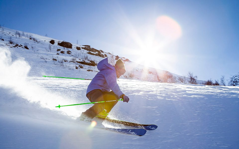 Training For Skiing Season