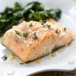 Baked Salmon with Marinade