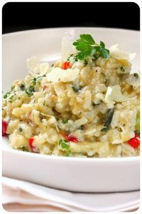 New You Boot Camp Chicken Risotto