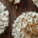 Pear Rocket Tarts With Pine Nut Crust