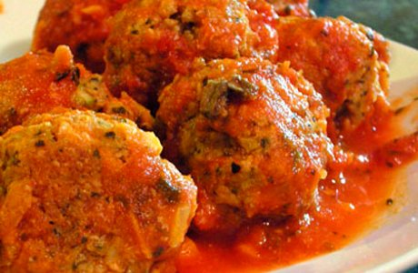 New You Boot Camp Meatballs