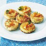 Salmon and Lemon Mini Fish Cakes
