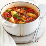 Smoky Chicken and Bean Stew
