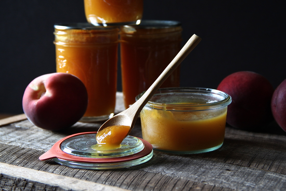 New You Boot Camp Peach Butter