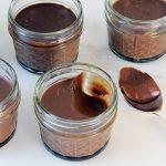 Pumpkin Chocolate Pudding