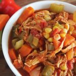 New You Boot Camp Buffalo Chicken Chilli