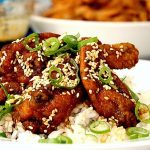 New You Boot Camp Korean Style Chicken