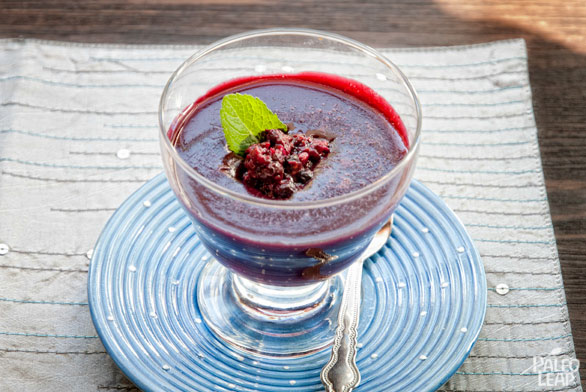 New You Boot Camp Fruit Pudding