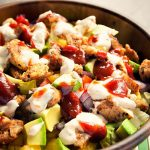 New You Boot Camp BBQ Chicken Salad