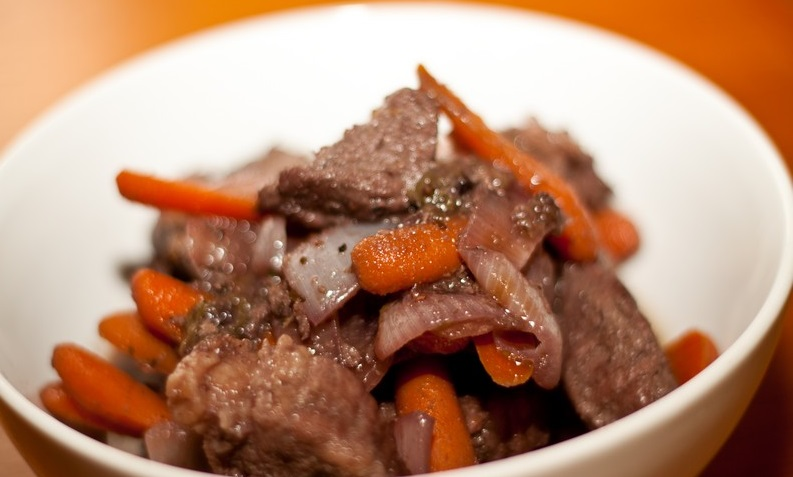 New You Boot Camp Hunter's Stew