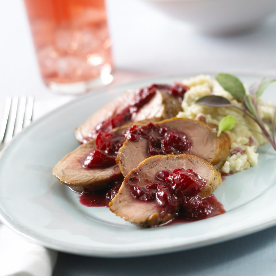 New You Boot Camp Pork and Plum