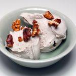 Roasted Banana Coconut Ice Cream