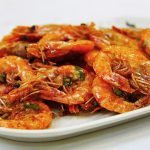 New You Escapes Roast Shrimp
