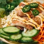 Vietnamese Bánh Mì Bowls