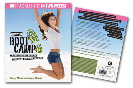 New You Boot Camp Lifestyle Book