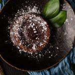 Christmas Chocolate Tart