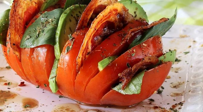Tomato with Pancetta