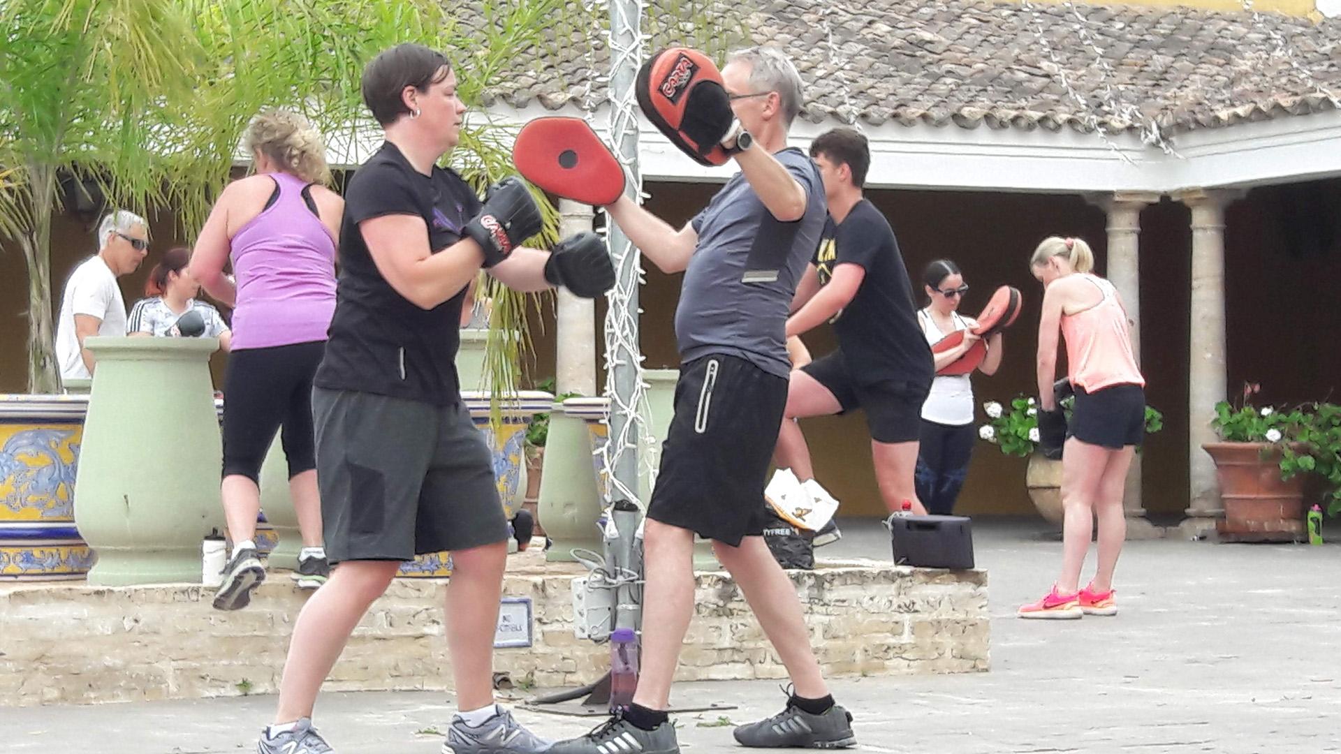 Luxury Spanish Fitness Boot Camp