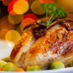Roasted Honey Garlic Chicken