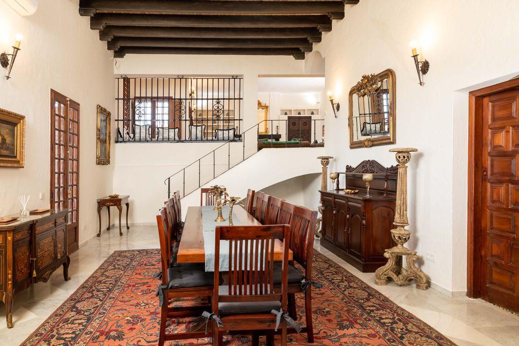 Dining Room In Huerta Belinda