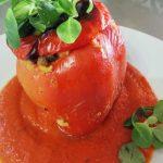 Red Pepper Baked